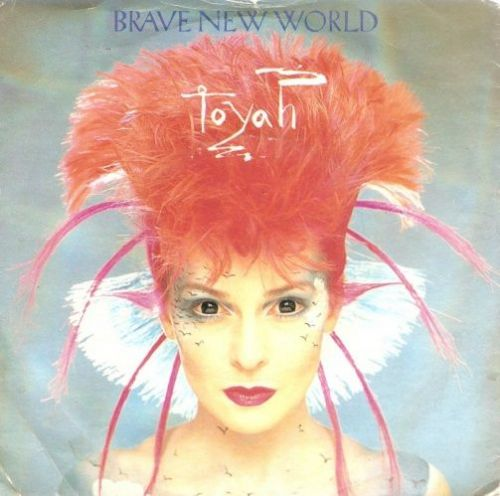 TOYAH Brave New World Vinyl Record 7 Inch Safari 1982.